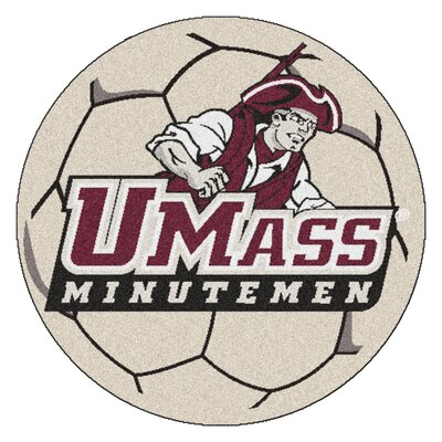 NCAA University of Massachusetts Soccer Ball