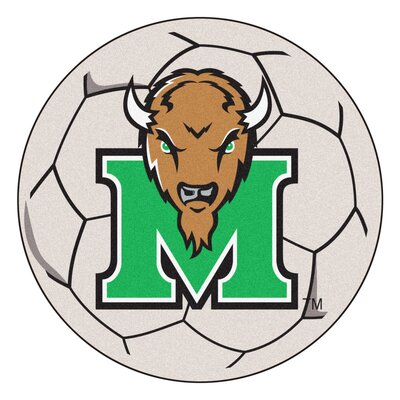 NCAA Marshall University Soccer Ball
