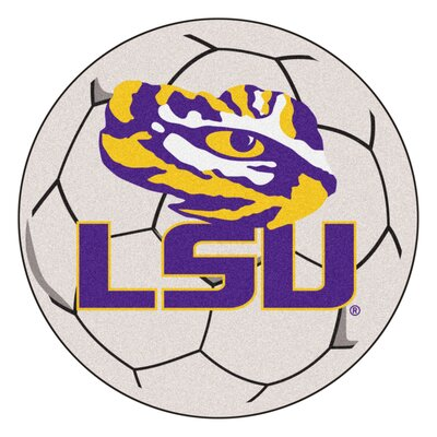 NCAA Louisiana State University Soccer Ball