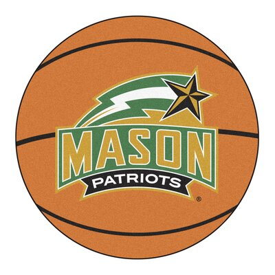 NCAA George Mason University Basketball Mat