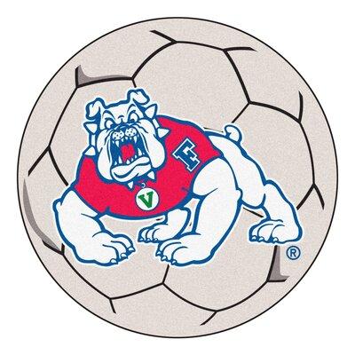 NCAA Fresno State Soccer Ball