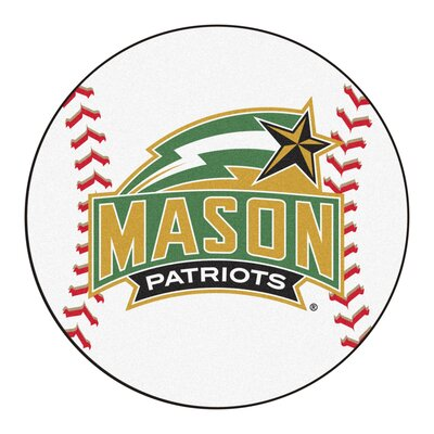 NCAA George Mason University Baseball Mat