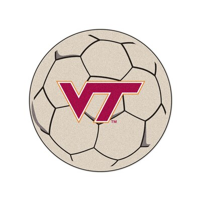 NCAA Virginia Tech Soccer Ball