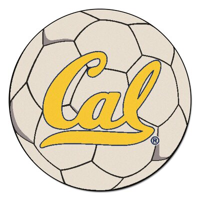 NCAA University of California - Berkeley Soccer Ball