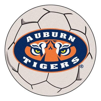 NCAA Auburn University Soccer Ball