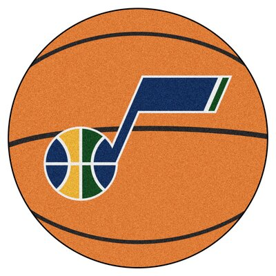 NBA Basketball Doormat NBA: Utah Jazz