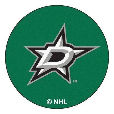 NHL - Dallas Stars Puck Doormat