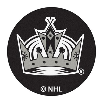 NHL - Los Angeles Kings Puck Doormat