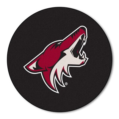 NHL - Arizona Coyotes Puck Doormat
