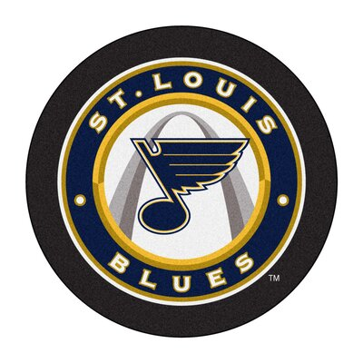 NHL - St. Louis Blues Puck Doormat