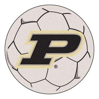 NCAA Purdue University Soccer Ball
