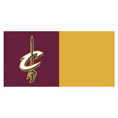 NBA - Washington Wizards Team Carpet Tiles NBA Team: Cleveland Cavaliers
