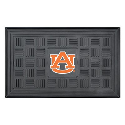 NCAA Auburn University Medallion Door Mat