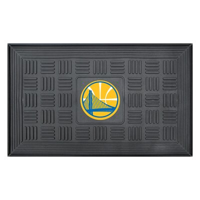 NBA - Golden State Warriors Medallion Doormat