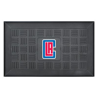 NBA - Los Angeles Clippers Medallion Doormat