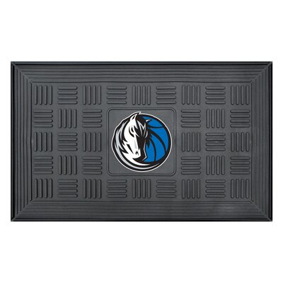 NBA - Dallas Mavericks Medallion Doormat