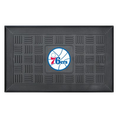 NBA - Philadelphia 76ers Medallion Doormat