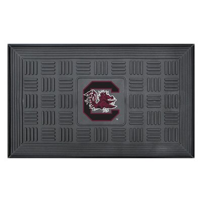 NCAA University of South Carolina Medallion Door Mat