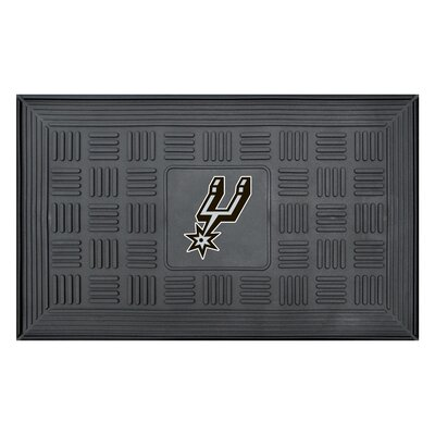 NBA - San Antonio Spurs Medallion Doormat