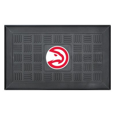 NBA - Atlanta Hawks Medallion Doormat