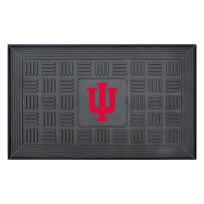 NCAA Indiana University Medallion Door Mat