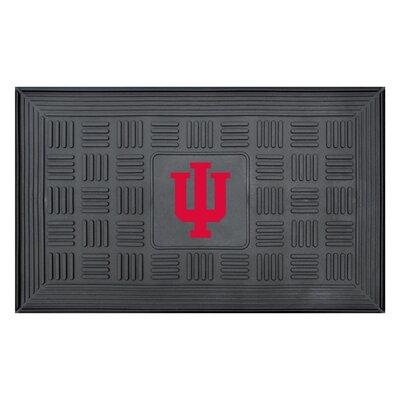 NCAA Indiana University Medallion Door Mat