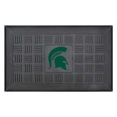 NCAA Michigan State University Medallion Door Mat