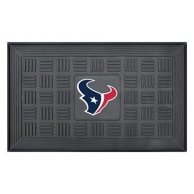 NFL - Houston Texans Medallion Doormat