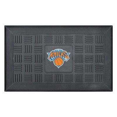 NBA - New York Knicks Medallion Doormat