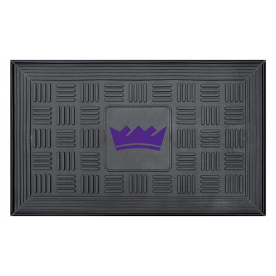 NBA - Sacramento Kings Medallion Doormat