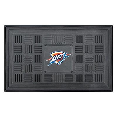NBA - Oklahoma City Thunder Medallion Doormat