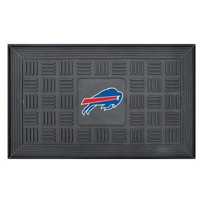 NFL - Buffalo Bills Medallion Doormat