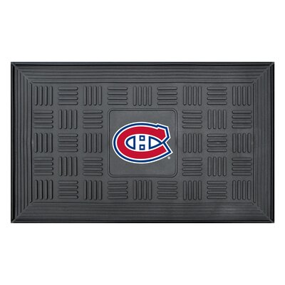 NHL - Montreal Canadiens Medallion Doormat