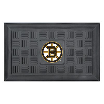 NHL - Boston Bruins Medallion Doormat
