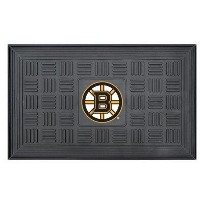 NHL - Boston Bruins Medallion Doormat