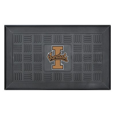NCAA University of Idaho Medallion Door Mat