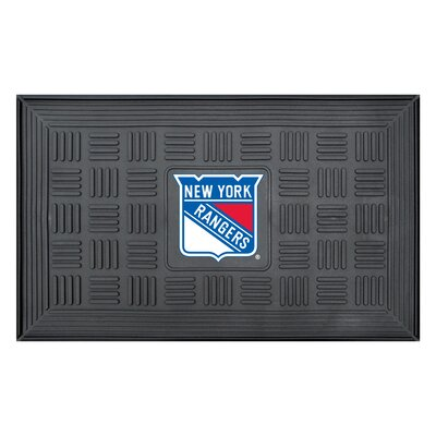 NHL - New York Rangers Medallion Doormat