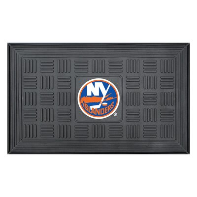 NHL - New York Islanders Medallion Doormat
