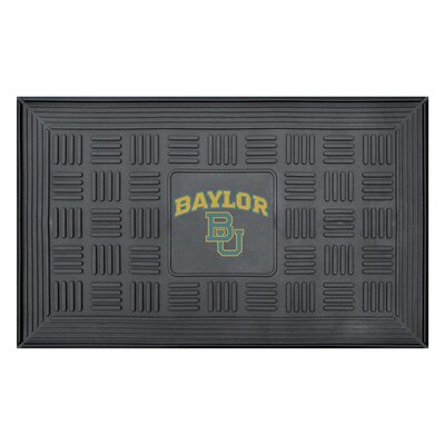 NCAA Baylor University Medallion Door Mat