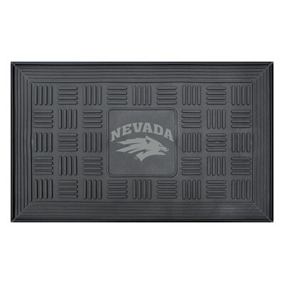 NCAA University of Nevada Medallion Door Mat
