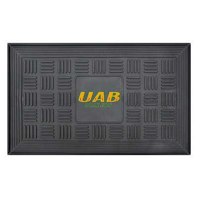 NCAA University of Alabama at Birmingham Medallion Door Mat