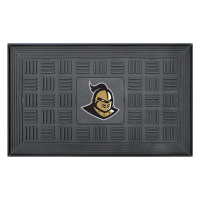 NCAA University of Central Florida Medallion Door Mat