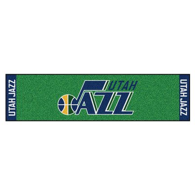 NBA - Utah Jazz Putting Green Doormat