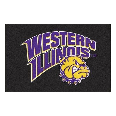 NCAA Western Illinois University Starter Mat
