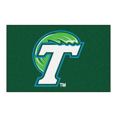 NCAA Tulane University Starter Mat