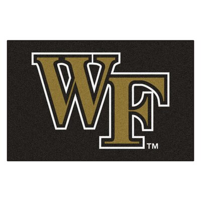 NCAA Wake Forest University Starter Mat