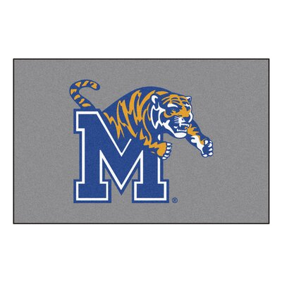 NCAA University of Memphis Starter Mat