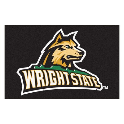 NCAA Wright State University Starter Mat