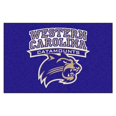 NCAA Western Carolina University Starter Mat
