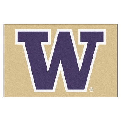 NCAA University of Washington Starter Mat